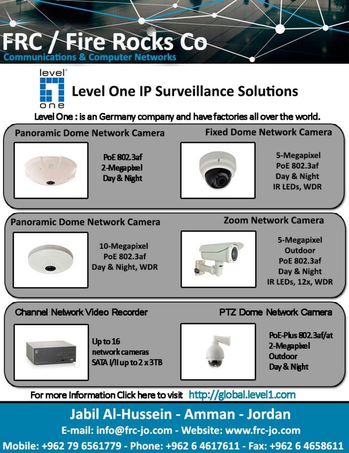 Fire Rocks Company IP Surveillance Solutions